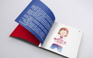 Livro infantil em braille